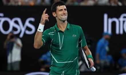 Sjajni Đoković preživio otvaranje i pomeo Rogera za još jedno finale u Australiji