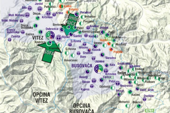 BUHINE KUĆE: Masakr nad Hrvatima još uvijek nekažnjen
