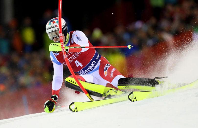 Švicarac slavio na sjajnom slalomu u Madonni