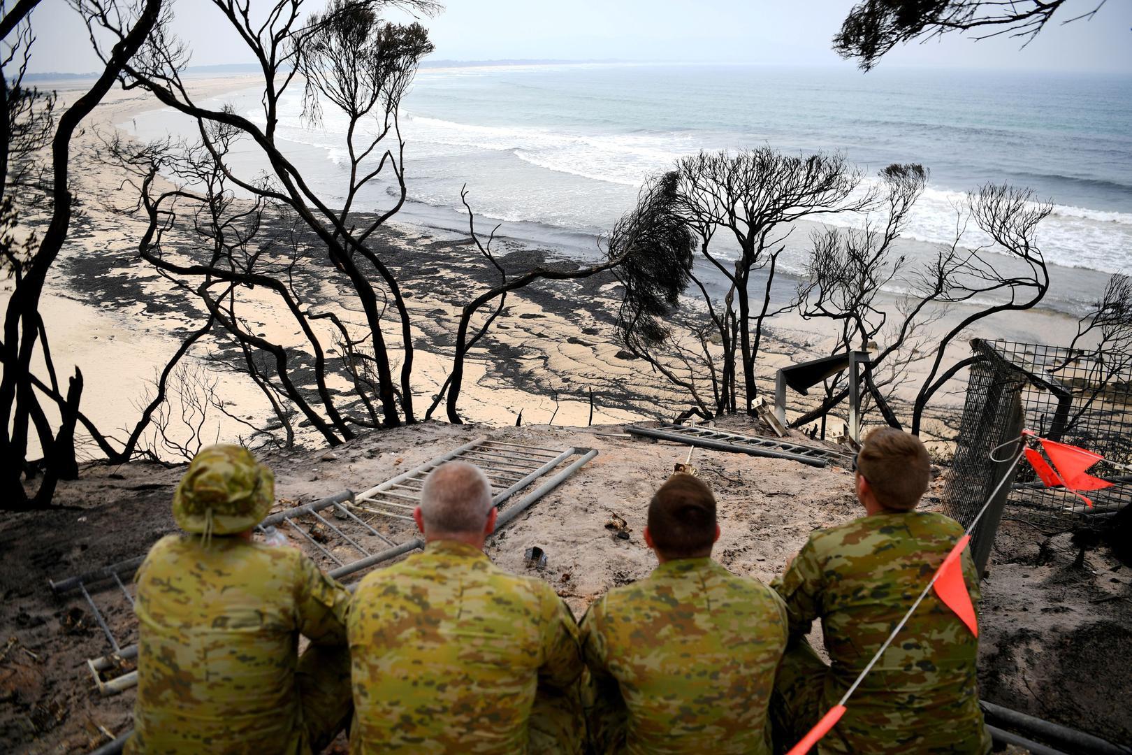 Kataklizma u Australiji: Vlasti zbog požara pozivaju 240.000 ljudi na evakuaciju