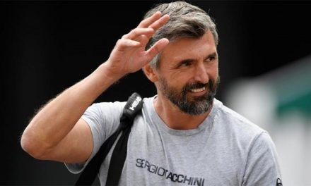 Goran Ivanišević primljen u Kuću slavnih