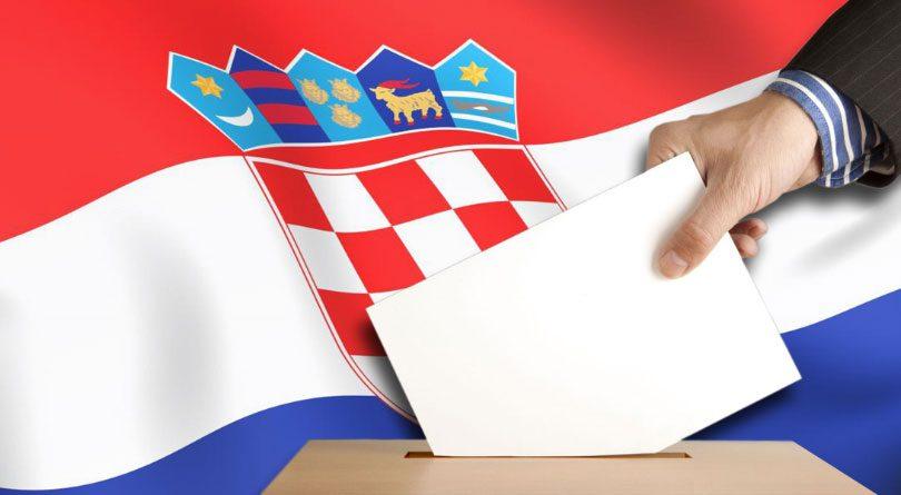 Poziv za prethodnu/aktivnu registraciju birača za glasovanje u inozemstvu na izborima za Hrvatski sabor