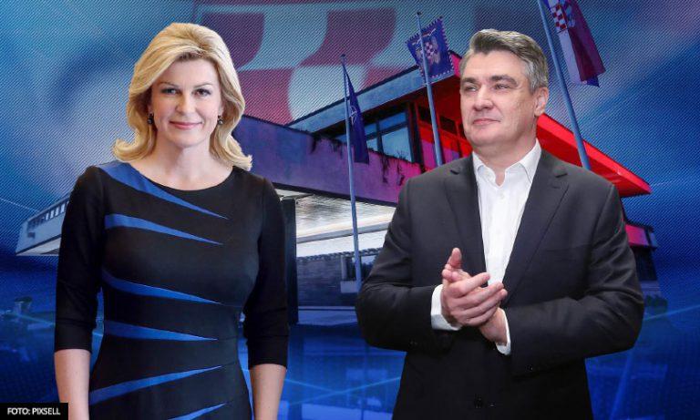Hrvati danas odlučuju: Milanović ili Grabar-Kitarović