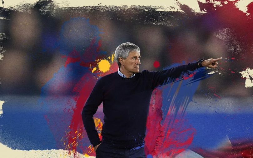 Valverde više nije trener Barcelone, novi je Quique Setién