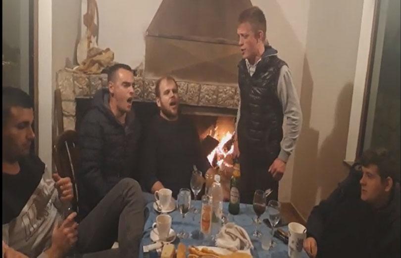 Kad bećari zapivaju: Mladi gangaši okupili se na Ledincu kod Gruda