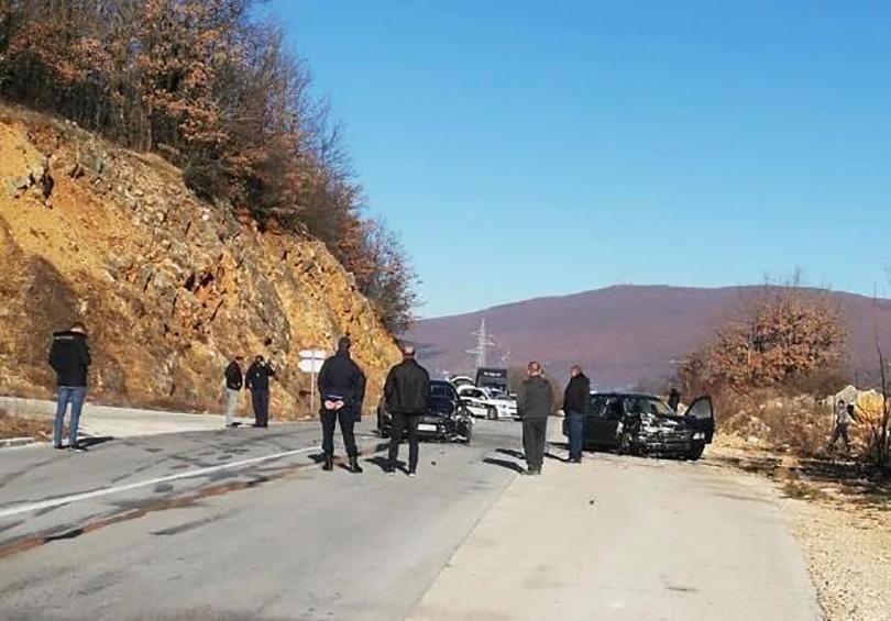 Teška prometna nesreća na cesti Grude – Posušje