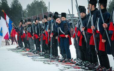 Na padinama kupreške Čajuše održana prva Ski alka