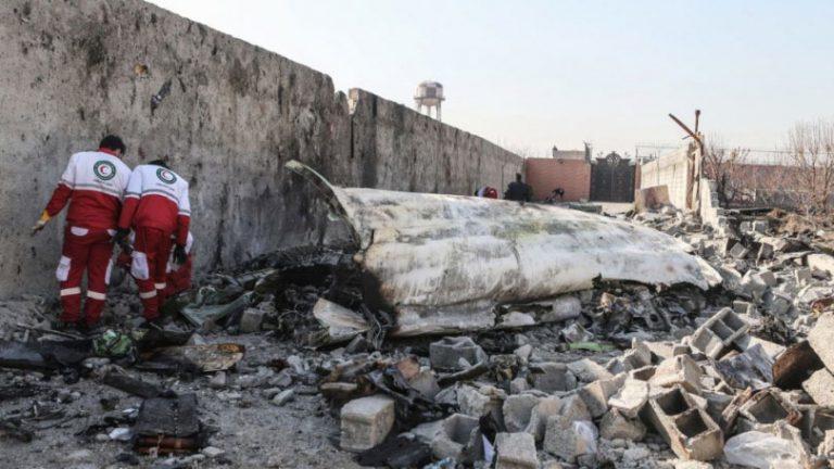 Iran priznao: Pogreškom smo srušili ukrajinski zrakoplov sa 176 ljudi