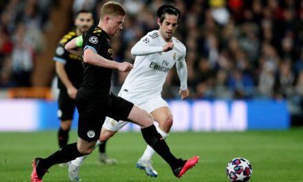 City u pet minuta okrenuo Real, Lyon do pobjede protiv blijedog Juventusa