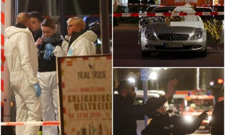 Masakr u Njemačkoj: Ubijeno najmanje osam osoba, više ozlijeđenih