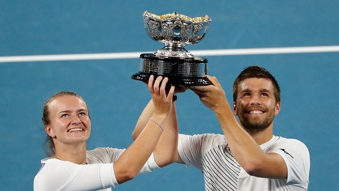 Mektić i Krejčikova osvojili Australian Open u mješovitim parovima