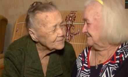 Dvije sestre se vidjele nakon 78 godina, razdvojio ih II. Svjetski rat