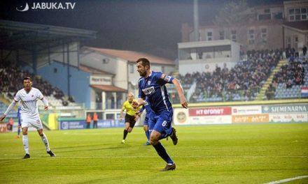 Josip Barišić odigrao 300 utakmica za NK Široki Brijeg
