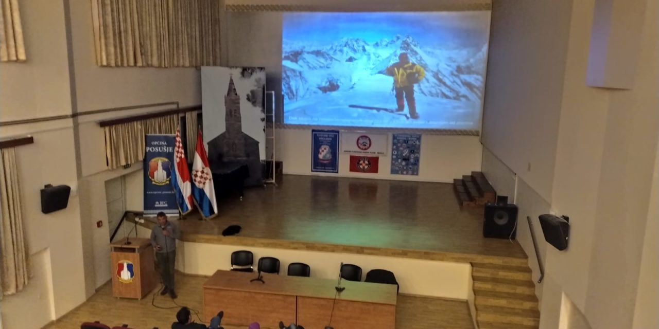 "Stipe Božić, ""San o Everestu"" i alpinizam"