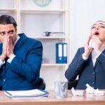 BUDITE OPREZNI: Grozna higijena na poslu: Ljudi ne peru ruke, ne koriste dezodorans i dolaze bolesni
