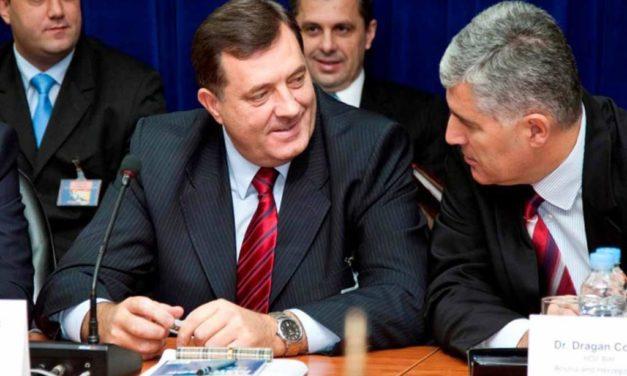 Dodik dodao uvjet: Blokada dok se ne riješi pitanje stranih sudaca, ali i Izborni zakon