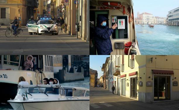 Alarmantna situacija u Italiji: U izolaciji dio gradova, policija na ulicama, broj zaraženih raste