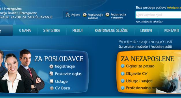 FZZZ: Uvodi se novi sustav prijave na programe zapošljavanja