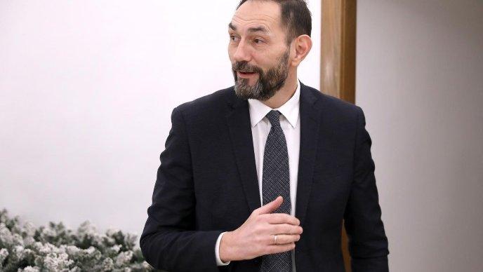 """Dražen Jelenić podnio ostavku: """"Odlazim čiste savjesti"""""""