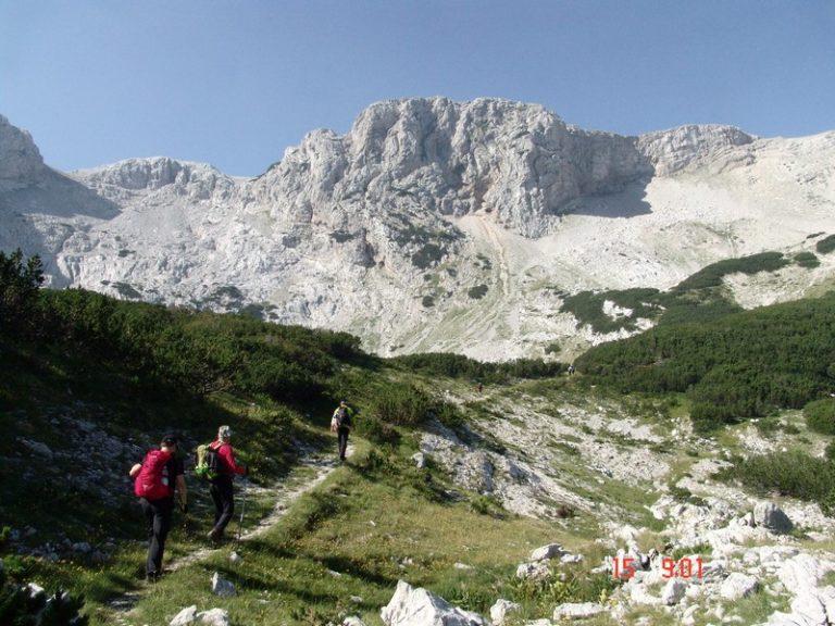 Akcija spašavanja ozlijeđeneog alpiniste na Čvrsnici