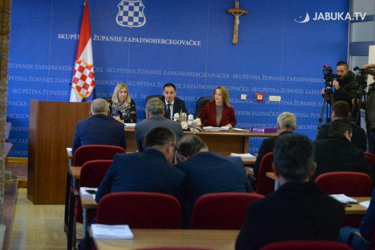 Skupština ŽZH raspravlja o poticanju malog gospodarstva i dopunskim pravima branitelja