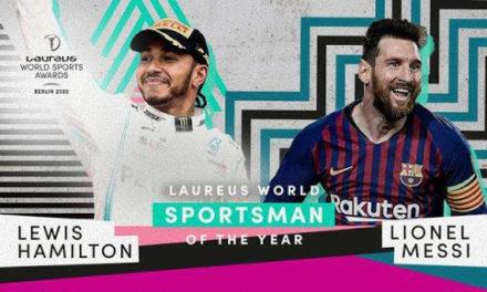 Messi ispisao povijest, Hamilton i on su najbolji sportaši na svijetu