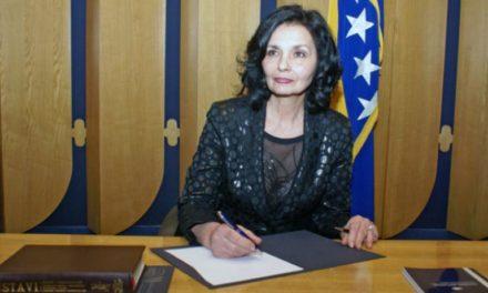 Hrvatska zastupnica u Domu naroda FBiH: Prekinimo priču da Hrvati imaju više nego što trebaju