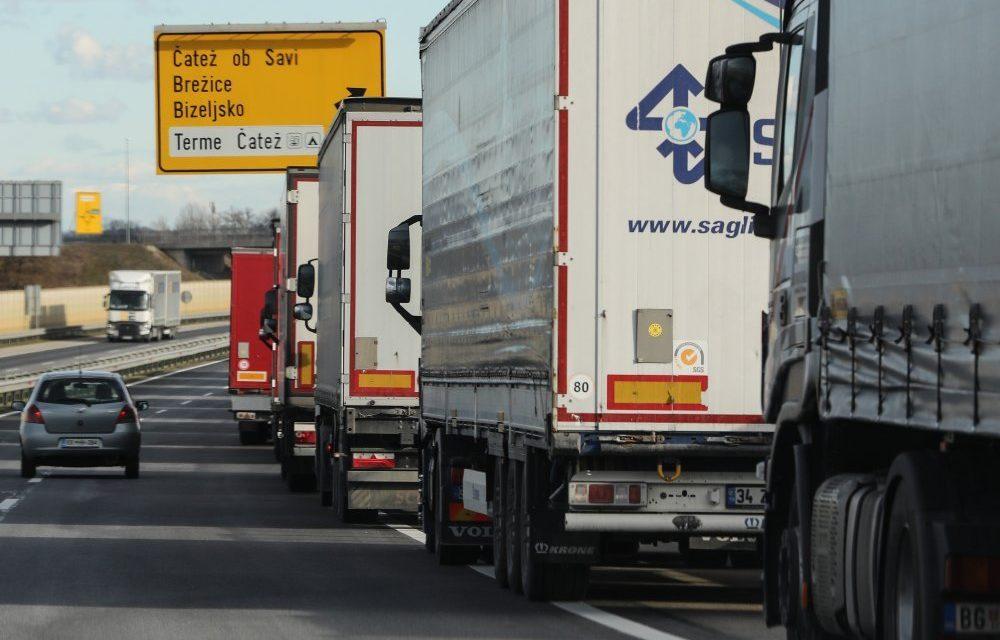 Obavijest za sve vozače teretnih vozila, uvoznike, izvoznike i špeditere