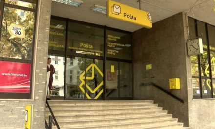 USLIJED PANDEMIJE KORONAVIRUSA : Novo radno vrijeme poštanskih ureda