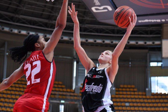 Ana-Marija Begić, Posušanka iz Virtusa za BHbasket: Broj 4 mi je najdraži, Bologna živi za košarku