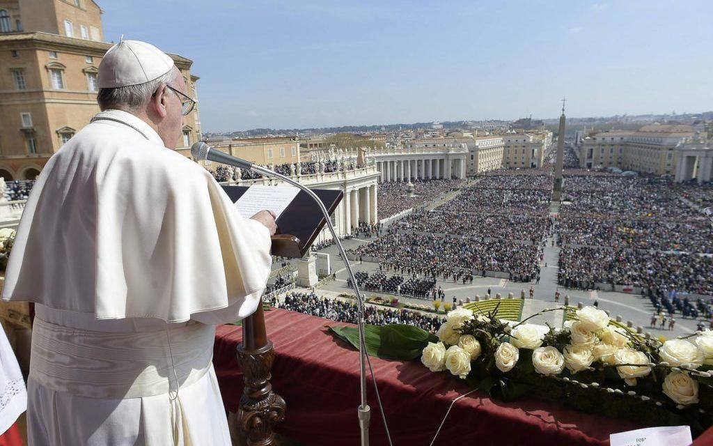 Papa danas dijeli potpuni oprost i moli za spas svijeta od pandemije koronavirusa