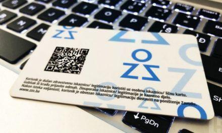 ŽZH: Elektronske zdravstvene iskaznice kasne zbog koronavirusa