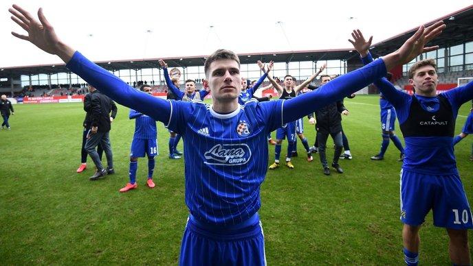 Dinamo U19 u četvrtfinalu Lige prvaka nakon neviđene drame penala!