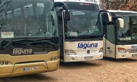 Agencija Laguna Posušje otkazuje prometovanje redovne linije Posušje – Mostar