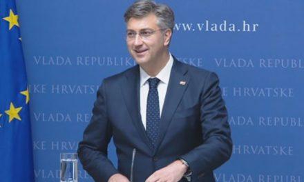 Plenković uvjerljivo pobijedio Kovača, ostaje šef HDZ-a