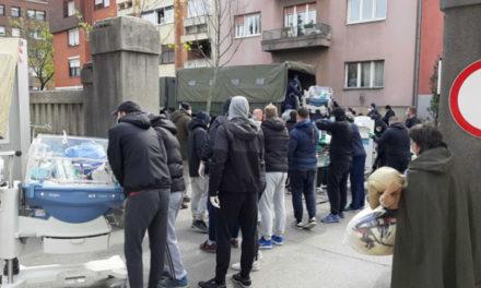 Bad Blue Boysi oduševili Hrvatsku: Nakon potresa pomagali trudnicama i rodiljama