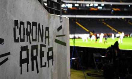 UEFA odgodila sva natjecanja sljedećeg tjedna, prekinuta Premier liga