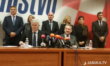 Čović i Izetbegović u Mostaru: Stavovi približeni, usuglašavanje daleko