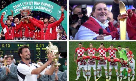 HRT od sutra emitira snimke najvećih uspjeha hrvatskog sporta