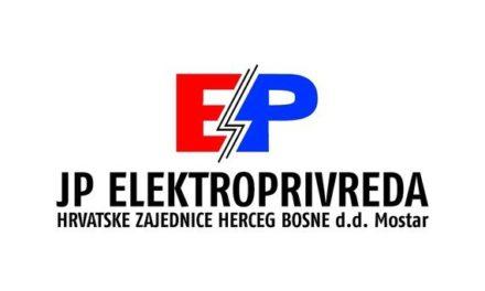 Elektroprivreda HZHB: Neće biti isključenja korisnika ni po kojoj osnovi!