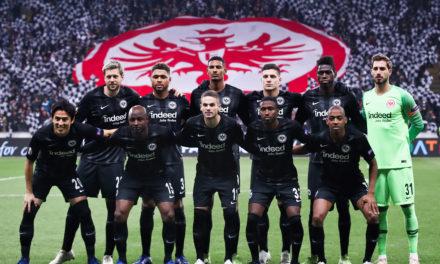 Igrač Eintrachta pozitivan na koronavirus