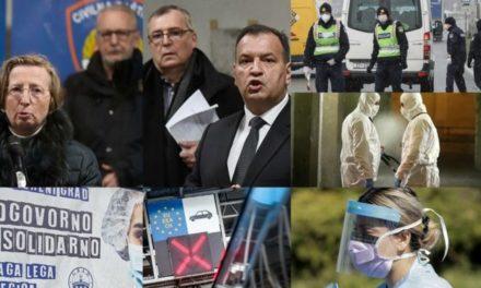 U Hrvatskoj izliječeno 37 osoba, zaraženo 551 osoba koronavirusom, epidemiološka slika zadovoljavajuća