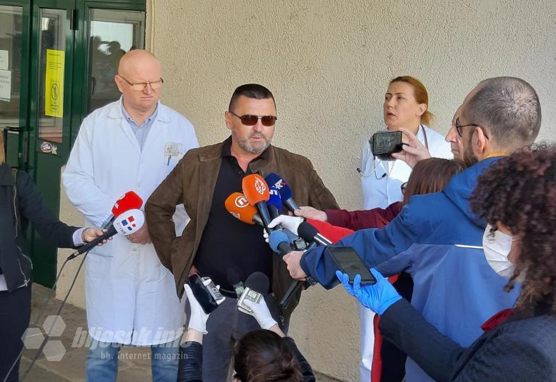 Troje zaraženih u Mostaru!