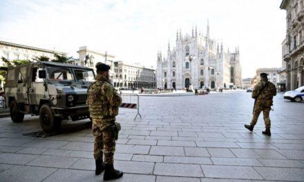 """Prazne ulice i paranoja: Italija """"pretekla"""" Južnu Koreju"""