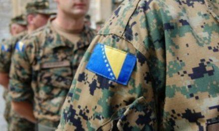 Predsjedništvo BiH donijelo Odluku o angažiranju Oružanih snaga BiH