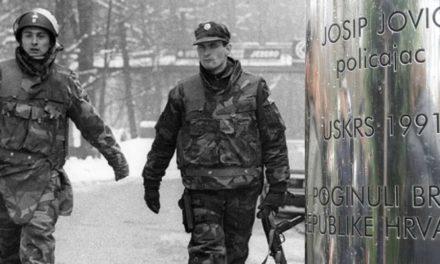 OBLJETNICA KRVAVOG USKRSA: Prije 29 godina pala prva žrtva Domovinskog rata