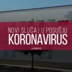 Dva nova slučaja koronavirusa u Posušju