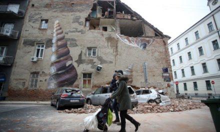 Zagreb: Preminula djevojčica koja je teško stradala u potresu