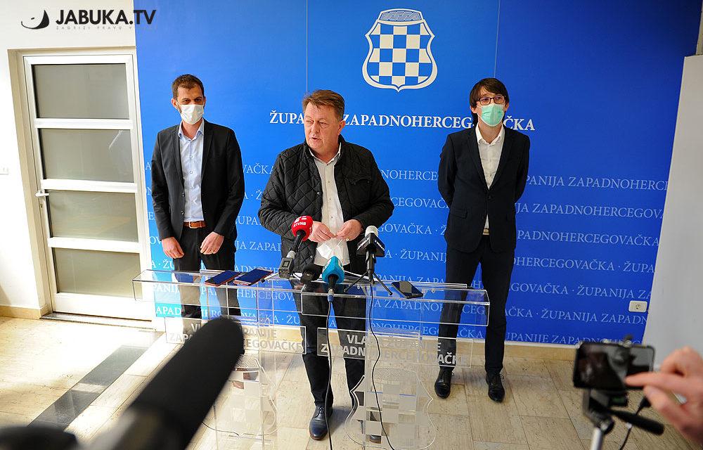 "Vlada ŽZH: Suglasnost na ugovor s ""Marija naša nada"" i sredstva Edukacijsko-rehabilitacijskom centru u Ljubuškom"
