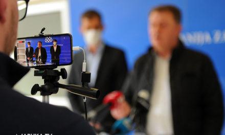Vlada ŽZH je donijela Odluku o proglašenju prestanka stanja nesreće pruzrokovane pojavom COVID-19